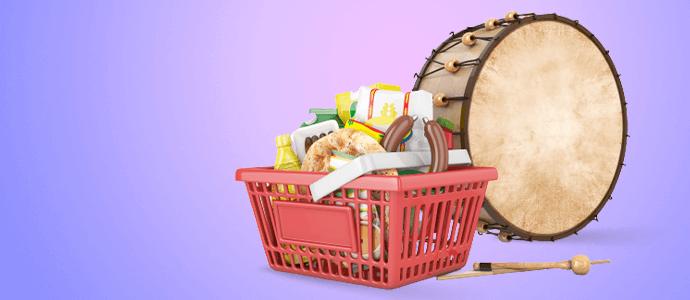 MetropolCard Market noktalarında Ramazan boyunca 50 TL Chippin hediye