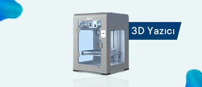 YK Leasing üzerinden yapılan Zaxe 3D Yazıcı alımlarında 750 TL